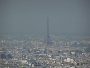POLLUTION AIR IDF